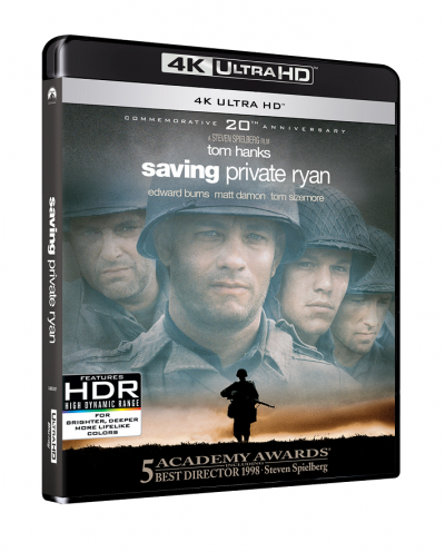 Salvati Soldatul Ryan / Saving Private Ryan - UHD 1 disc (4K Ultra HD)