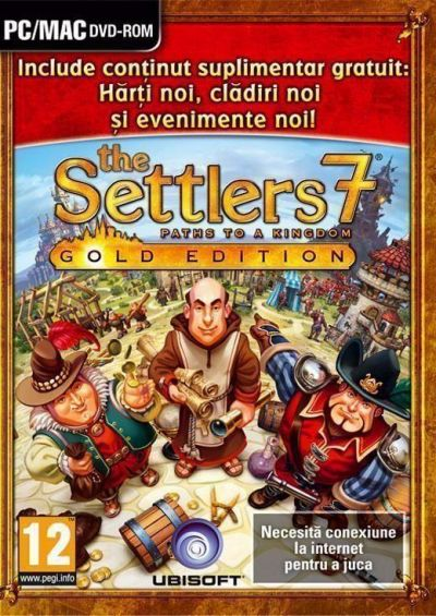 SETTLERS VII GOLD - PC