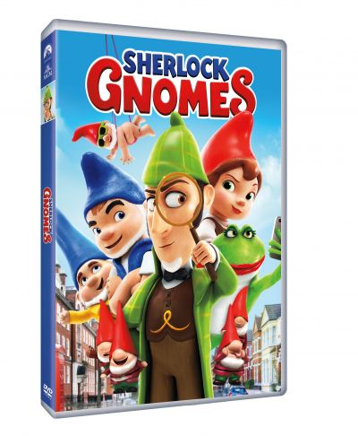 Sherlock Gnomes - DVD