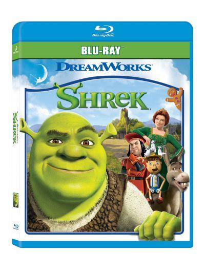 Shrek 1 - BLU-RAY