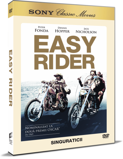 Singuraticii / Easy Rider - DVD