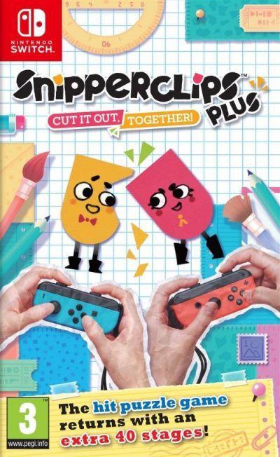 SNIPPERCLIPS - SW