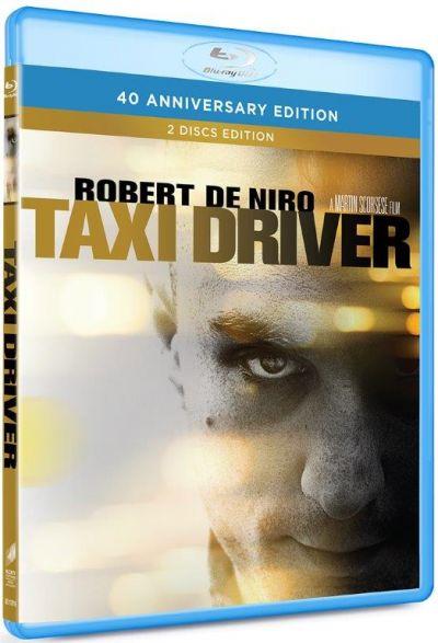 Soferul de Taxi / Taxi Driver (40 Anniversary Edition) (2 discuri, fara subtitrare romana) - BLU-RAY