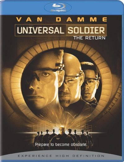 Soldatul Universal 2: Intoarcerea / Universal Soldier: The Return - BLU-RAY