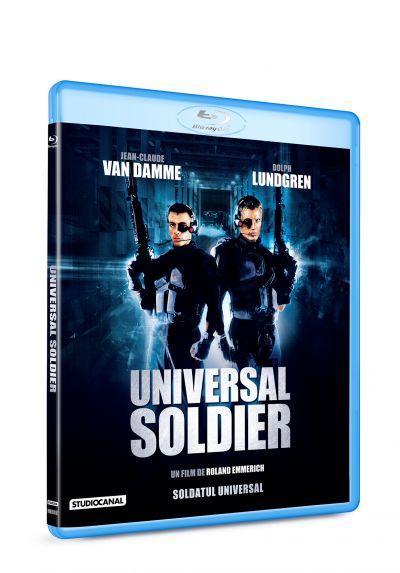 Soldatul Universal 1 / Universal Soldier - BLU-RAY