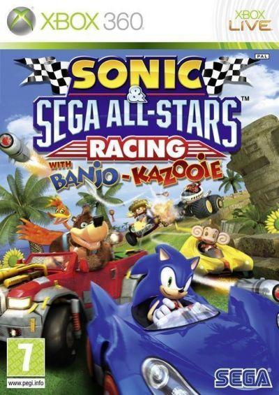 SONIC AND SEGA ALL STAR RACING CLASSICS - XBOX360