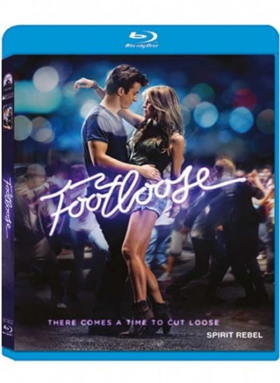 Spirit rebel / Footloose - BLU-RAY