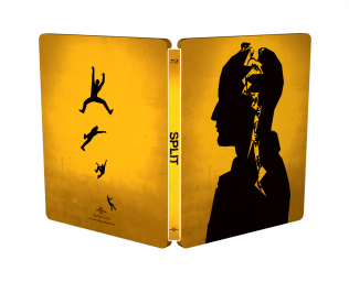 Split - BLU-RAY (Steelbook editie limitata)