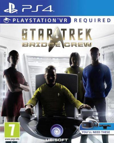 STAR TREK BRIDGE CREW (VR) - PS4