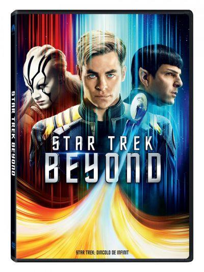 Star Trek: Dincolo de infinit / Star Trek Beyond - DVD