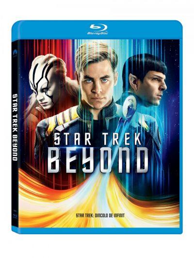 Star Trek: Dincolo de infinit / Star Trek Beyond - BLU-RAY