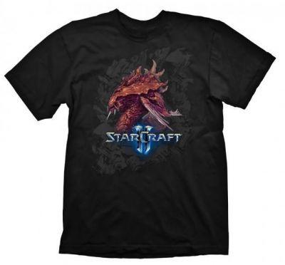 STARCRAFT 2 ZERG ICONIC TSHIRT L