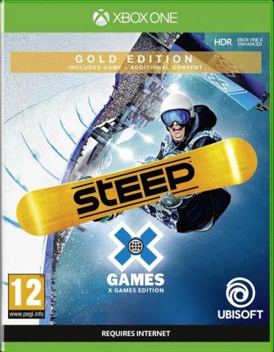 STEEP X GAMES EDITION - XBOX ONE