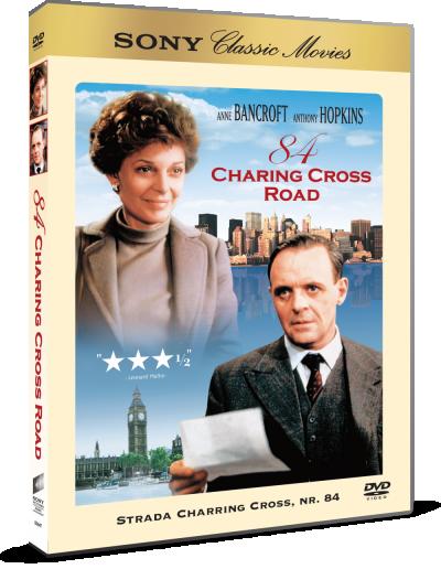 Strada Charing Cross, Nr. 84 / 84 Charing Cross Road - DVD