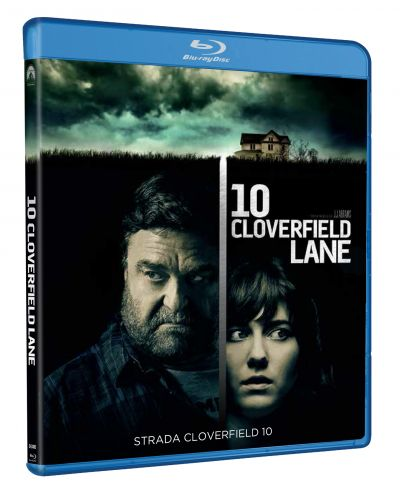 Strada Cloverfield 10 / 10 Cloverfield Lane - BLU-RAY