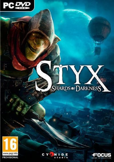STYX SHARDS OF DARKNESS - PC