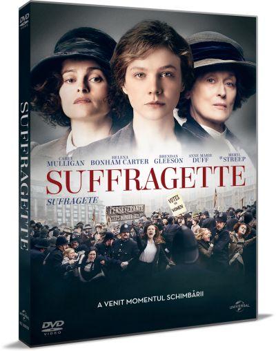 Sufragete / Suffragette - DVD
