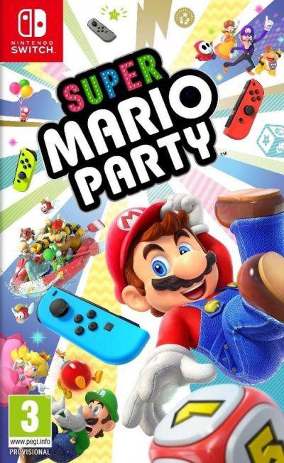 SUPER MARIO PARTY - SW