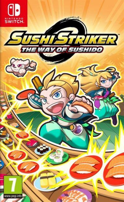 SUSHI STRIKER THE WAY OF SUSHIDO - SW