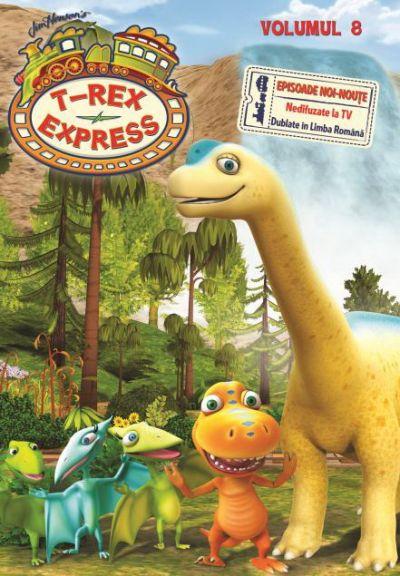 T-Rex Express Volumul 8 - DVD