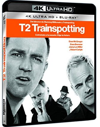 T2: Trainspotting - BD 2 discuri (4K Ultra HD + Blu-ray)
