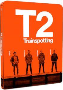 T2: Trainspotting - BLU-RAY (Steelbook)