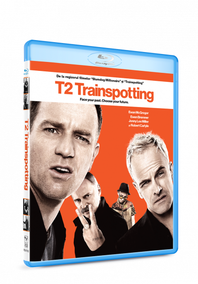 T2: Trainspotting - BLU-RAY