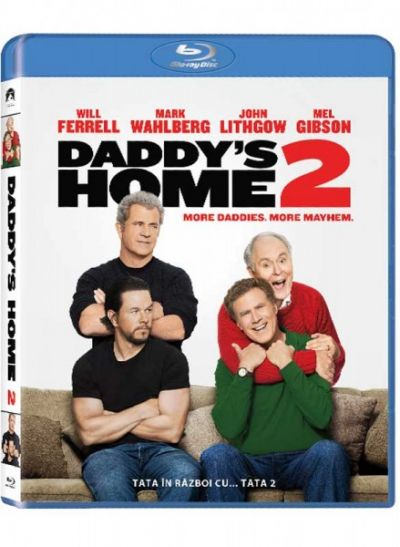 Tata in razboi cu... tata 2 / Daddy's Home 2 - BLU-RAY