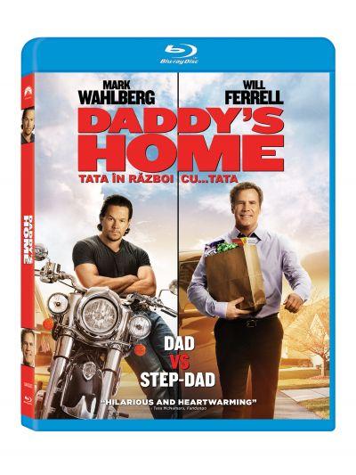 Tata in razboi cu… tata / Daddy's Home - BLU-RAY