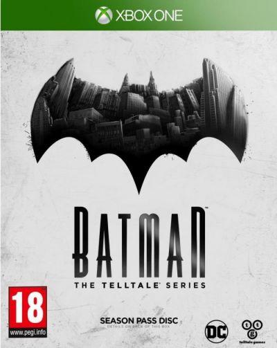 TELLTALE BATMAN GAME - XBOX ONE