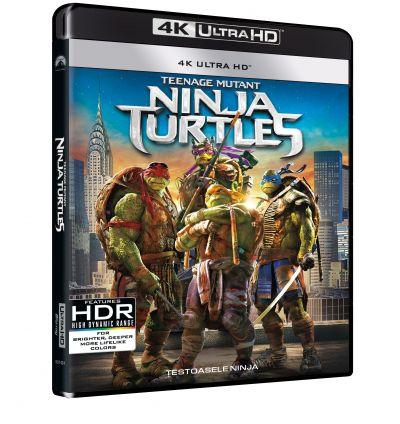 Testoasele Ninja / Teenage Mutant Ninja Turtles - UHD 1 disc (4K Ultra HD)