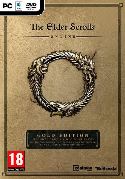 THE ELDER SCROLLS ONLINE GOLD EDITION - PC