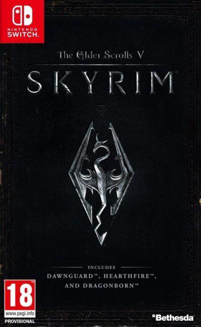 THE ELDER SCROLLS SKYRIM - SW