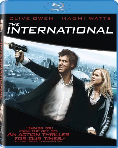 The International: Puterea banului / The International - BLU-RAY