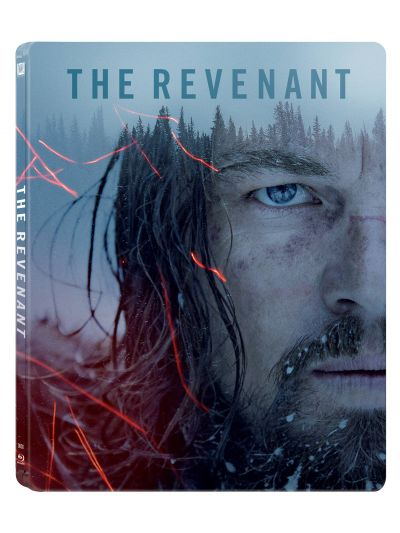 The Revenant: Legenda lui Hugh Glass - BLU-RAY (Steelbook)