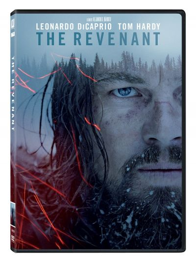 The Revenant: Legenda lui Hugh Glass - DVD