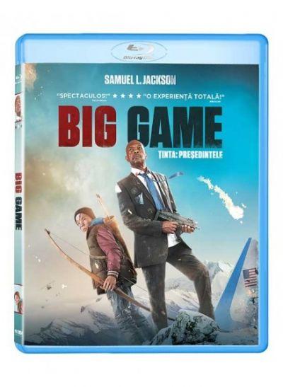 Tinta: Presedintele / Big Game BD