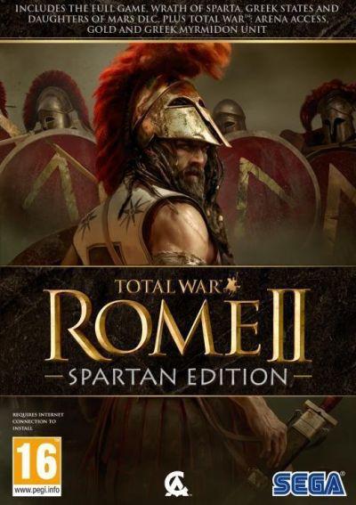 TOTAL WAR ROME 2 SPARTAN EDITION - PC