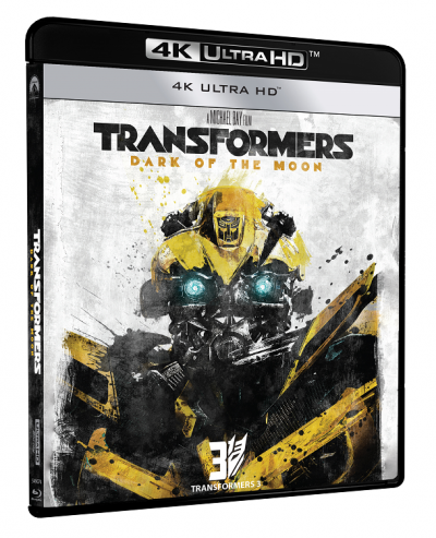 Transformers 3 / Transformers 3: Dark of the Moon - BD 1 disc (4K Ultra HD)