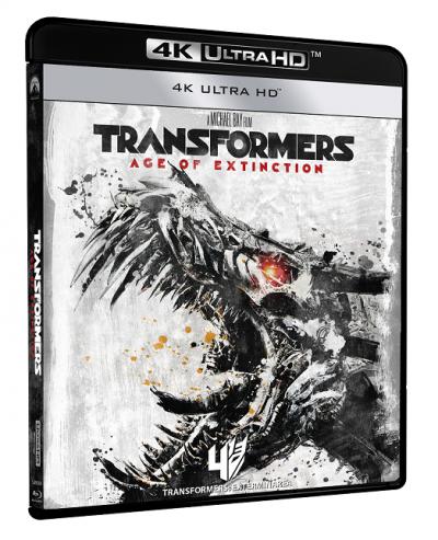 Transformers 4: Exterminarea / Transformers 4: Age of Extinction - BD 1 disc (4K Ultra HD)