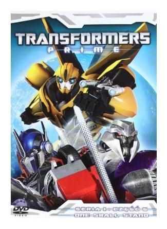 Transformers Prime: Sezonul 1, Disc 5 - DVD