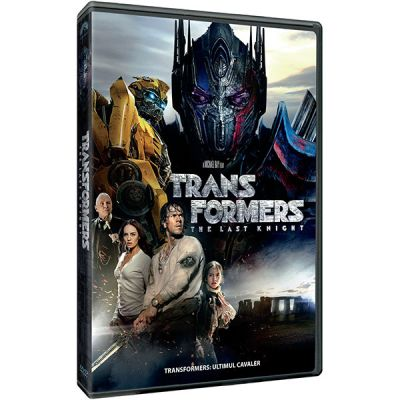 Transformers 5: Ultimul Cavaler / Transformers: The Last Knight - DVD