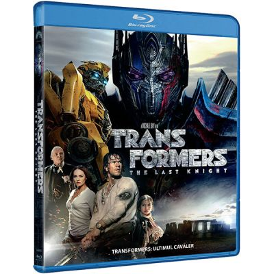 Transformers 5: Ultimul Cavaler / Transformers: The Last Knight - BLU-RAY