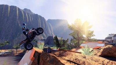 TRIALS FUSION THE AWESOME MAX EDITION - XBOX ONE