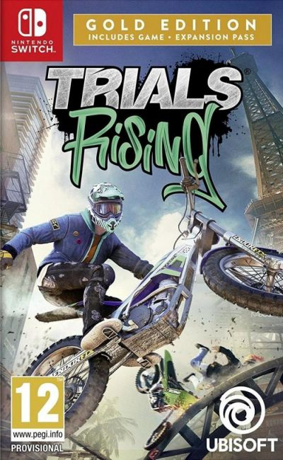 TRIALS RISING GOLD EDITION - SW