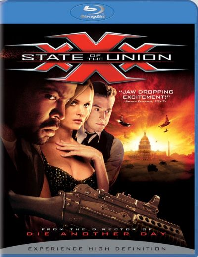 Triplu X - 2 / xXx: State of the Union (xXx: The Next Level) - BLU-RAY