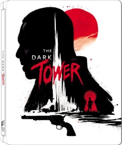 Turnul Intunecat / The Dark Tower - BLU-RAY + DVD (Steelbook)