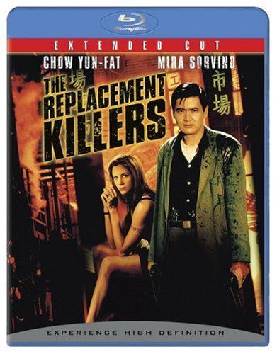 Ucigasi de schimb / The Replacement Killers (extended cut) - BLU-RAY