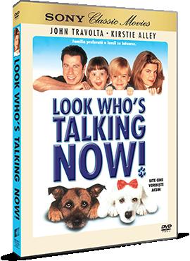Uite cine vorbeste acum! / Look Who s Talking Now! - DVD