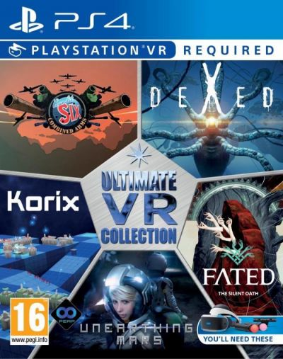 ULTIMATE VR COLLECTION (VR) - PS4